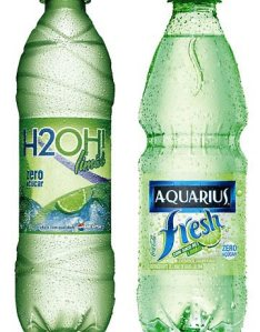 H2OH e Aquarius Fresh