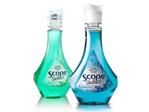 Scope Outlast Procter Gamble